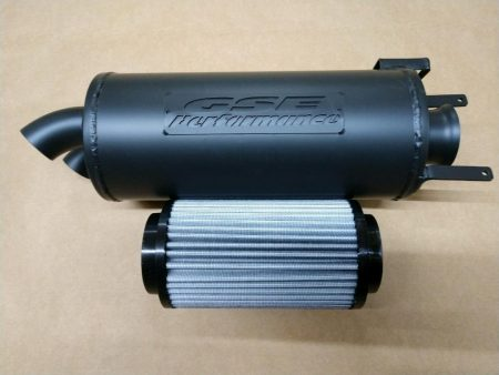 #2445/P9614-F/K238L - POLARIS SPORTSMAN 400 450 500 570 HAWKEYE 400 TRAIL TAMER MUFFLER + HIGH FLOW AIR FILTER + PRE FILTER