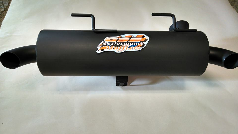 GSE Performance Muffler for 850 Sportsman XP 2010-2014