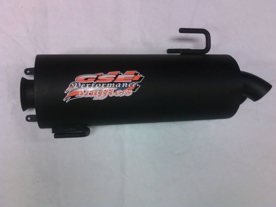 Arctic Cat Performance Muffler