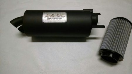 POLARIS SPORTSMAN 400 450 500 570  HAWKEYE 400 TRAIL TAMER MUFFLER + HIGH FLOW AIR FILTER