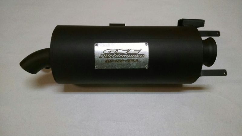 POLARIS SPORTSMAN 400 450 500 570 and HAWKEYE 400 TRAIL TAMER MUFFLER