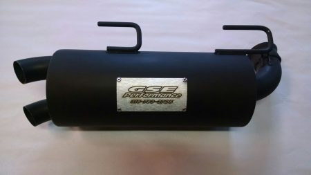 Polaris Sportsman 1000 Touring Trail Tamer muffler + High Flow Air Filter Combo
