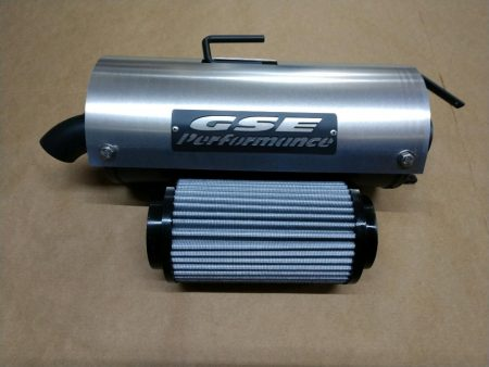 #2299/P9614 - POLARIS SCRAMBLER 850 TRAIL TAMER MUFFLER PLUS HIGH FLOW AIR FILTER