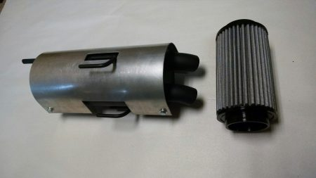 POLARIS SCRAMBLER 850 TRAIL TAMER MUFFLER PLUS HIGH FLOW AIR FILTER