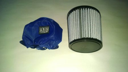 High Flow Air Filter + Pre Filter for Honda 420 Rancher