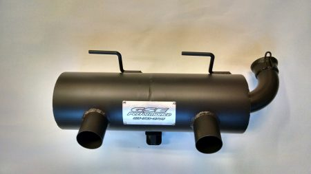 Polaris Sportsman 1000 XP Trail Tamer muffler
