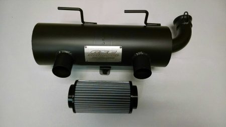 Polaris Sportsman 1000 Trail Tamer muffler and High Flow Air Filter