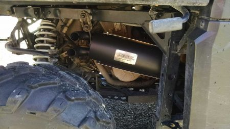 Polaris RANGER 900 Trail Tamer muffler  fit's 2013-15