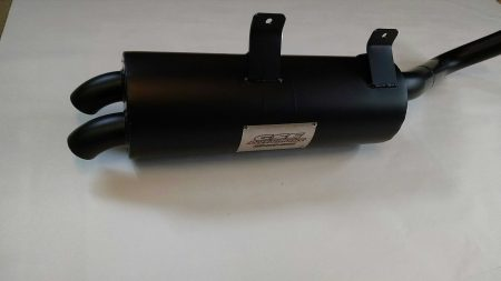 #14710 - YAMAHA RAPTOR 700 TRAIL TAMER MUFFLER - Made To Order