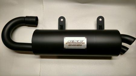 #E8-800 - Kymco 500 UXV Trail Tamer Muffler