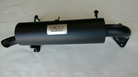 Polaris RZR 1000 Trail Tamer muffler  fit's 2015 - 2018