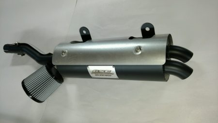 KYMCO 500i MXU TRAIL TAMER MUFFLER PLUS HIGH FLOW AIR FILTER