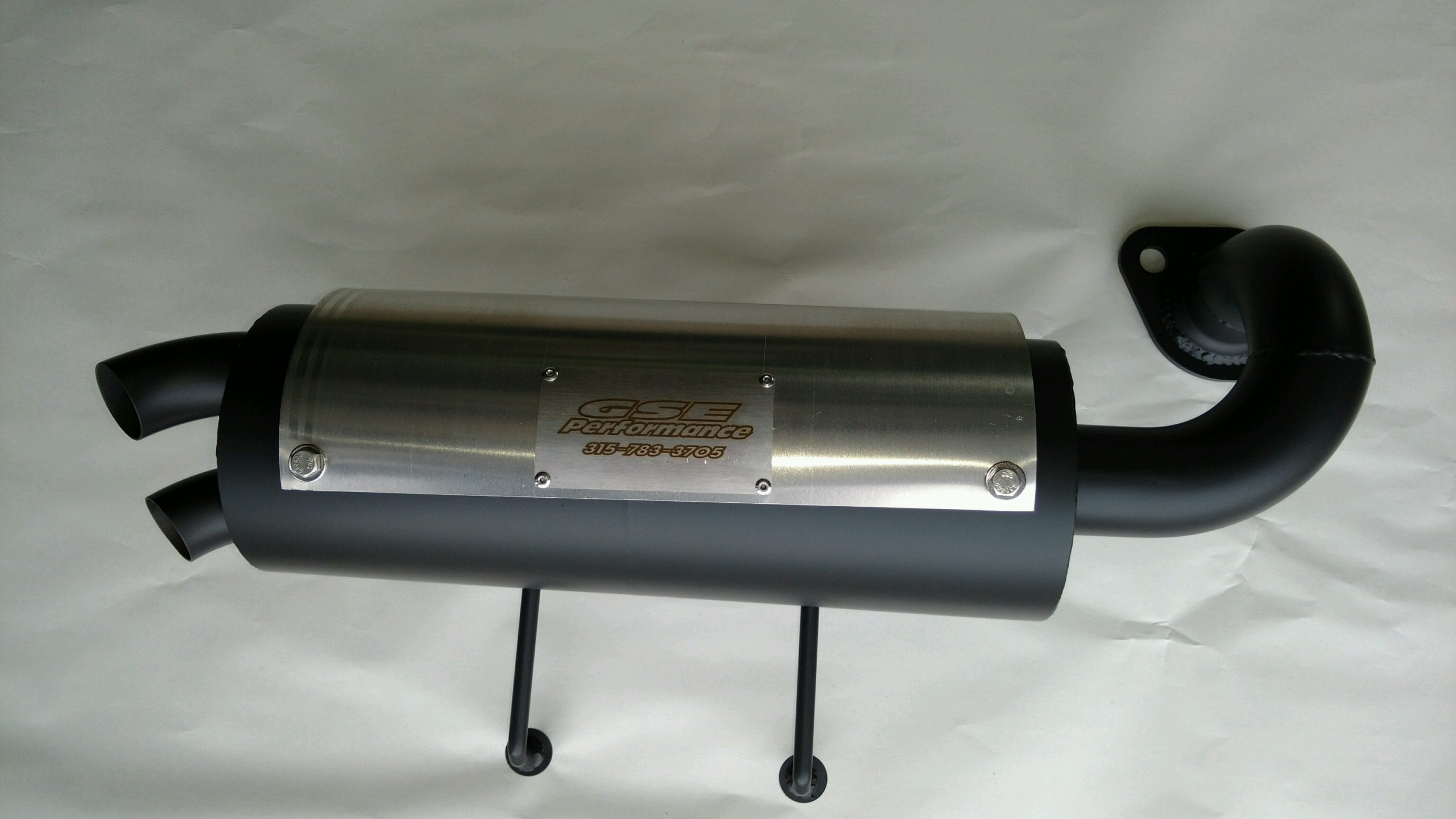 POLARIS RZR 1000 S 1000 GENERAL TRAIL TAMER MUFFLER by GSE Performance