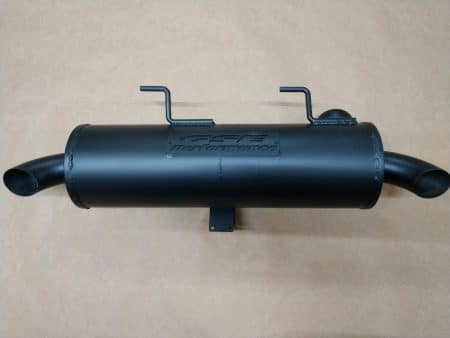 #2231 - POLARIS SPORTSMAN 550  850 XP TRAIL STALKER MUFFLER