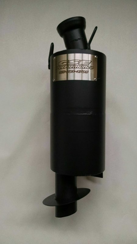 Arctic Cat 6000 Series - Trail Stalker muffler
