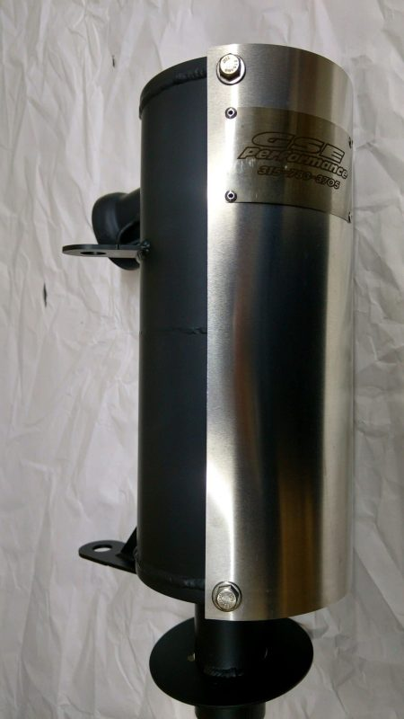 #5435 - Ski Doo 900 Ace Turbo - Trail Tamer muffler