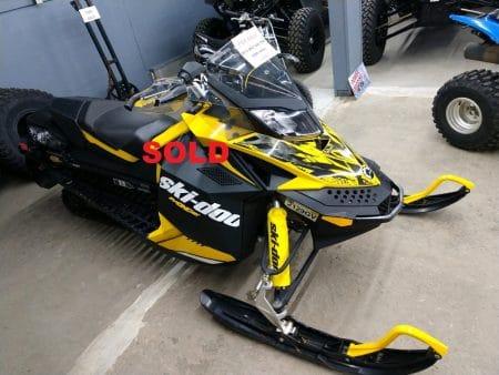 2012 SKI DOO TNT 600 ETEC