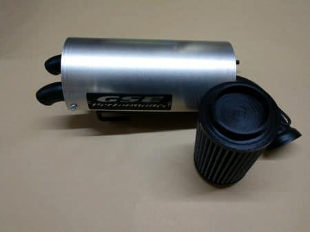 #3194/P9614/K238L - POLARIS SPORTSMAN + SCRAMBLER 1000 XP S 55in. TRAIL TAMER MUFFLER FILTER COMBO