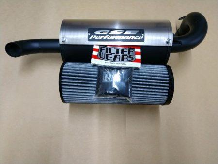 #2365/PR1937/F223K - Polaris RZR 900 + 900 ACE Trail Tamer muffler and High Flow Filter + Prefilter