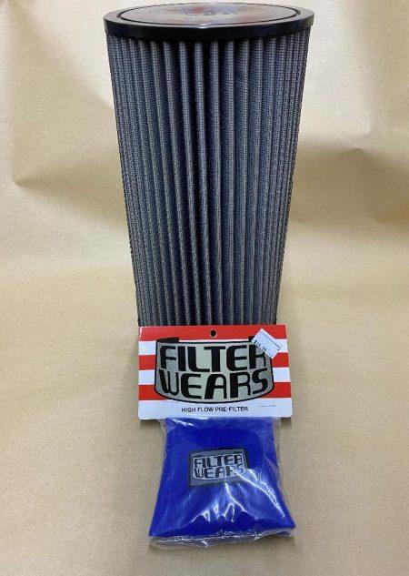 #PR0822/#F134L - POLARIS RZR 1000 HIGH FLOW AIR FILTER + PRE-FILTER